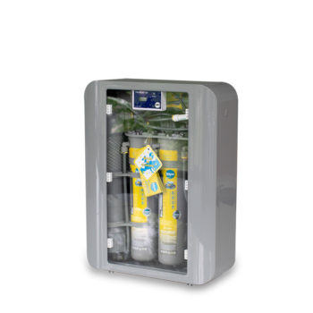 Vending machines water filter.