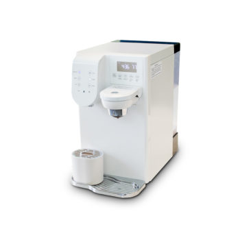 Equipment for instant water filtering and heating.